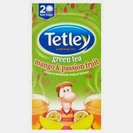 Mango and Passion Fruit from Tetley