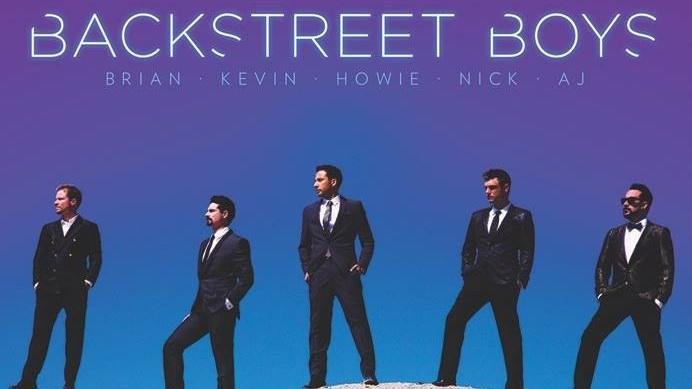 BACKSTREET BOYS IN A WORLD LIKE THIS - LIVE IN SINGAPORE