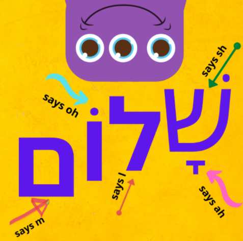 Learn To Read Hebrew Today!