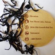 """October 2016, """"Elevation"""" Big-leaf Red Tea from Global Tea Hut"""