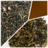 Rose Petal Black Tea Blend from Happy Lucky's Tea House