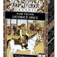 Licorice Spice from Four O'Clock Organic