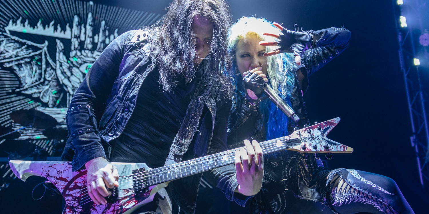 Arch Enemy gave everything they had at sold out show in Singapore – gig report
