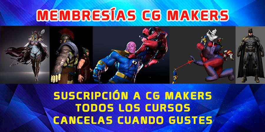 Imagen membresías CG Makers en Nacion TIC
