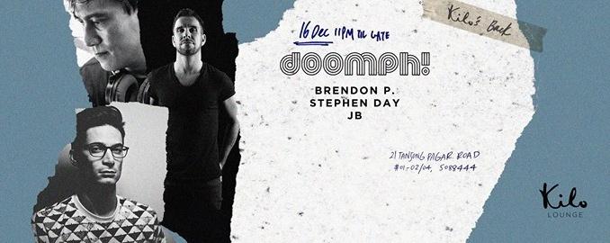 Kilo's Back: Doomph! with Brendon P, Stephen Day & JB