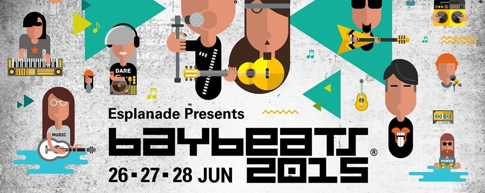 Baybeats Festival 2015 (Chillout Stage)