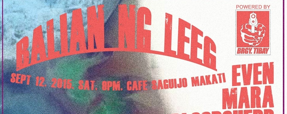 Balian ng Leeg Live!
