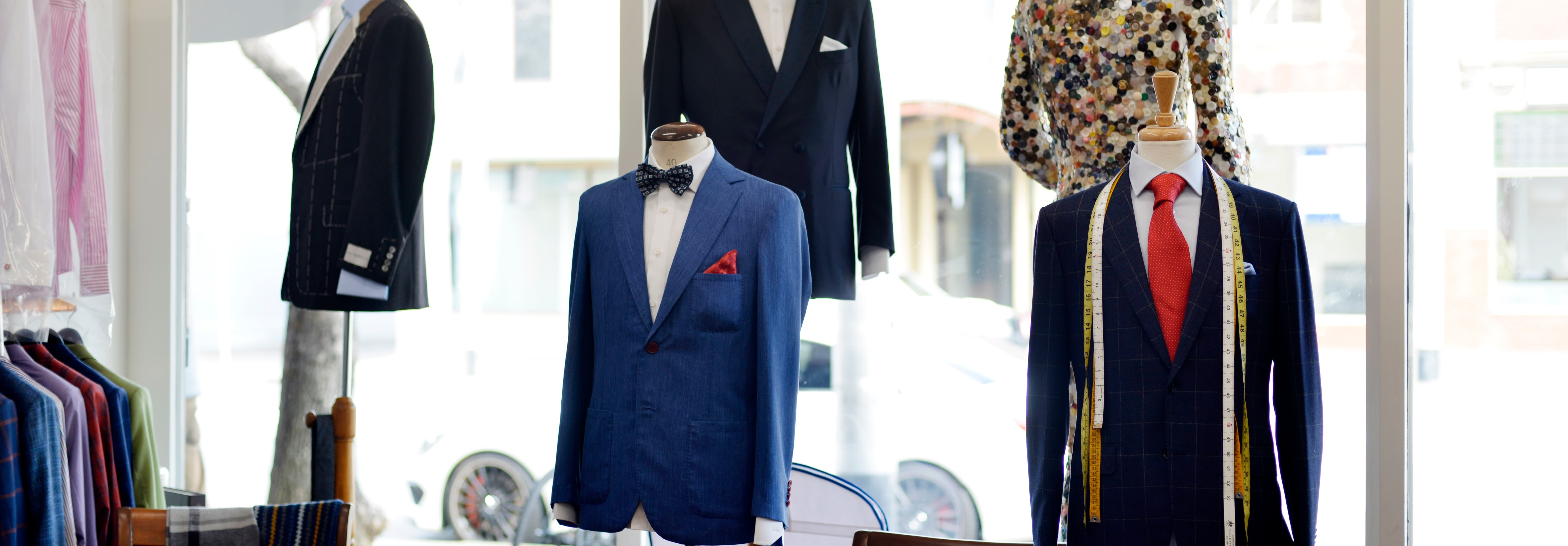 Sarti Tailors cover image | South Melbourne | Travelshopa