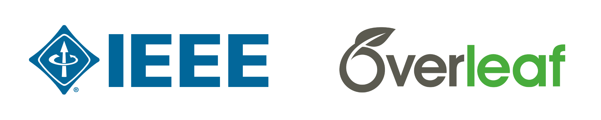 Overleaf IEEE logo header