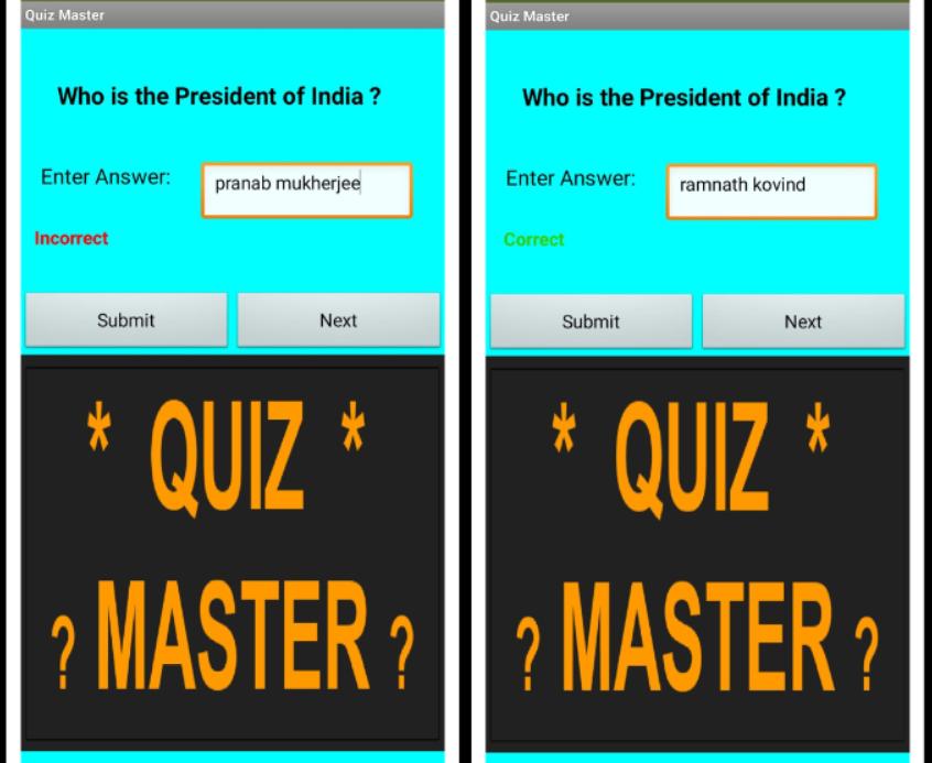 Quiz Master