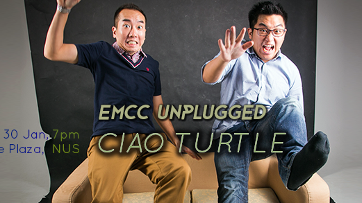 ExxonMobil Campus Concerts: Unplugged with Ciao Turtle
