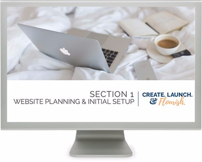 Handmade Business Website Setup