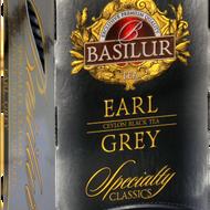 Specialty Classics collection - Earl Grey Bergamot Flavored Ceylon Black Tea from Basilur