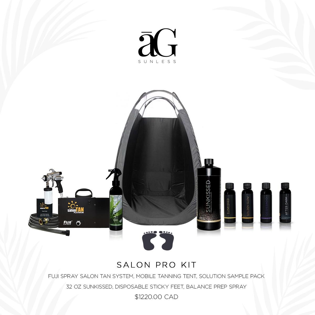 Salon Pro Kit