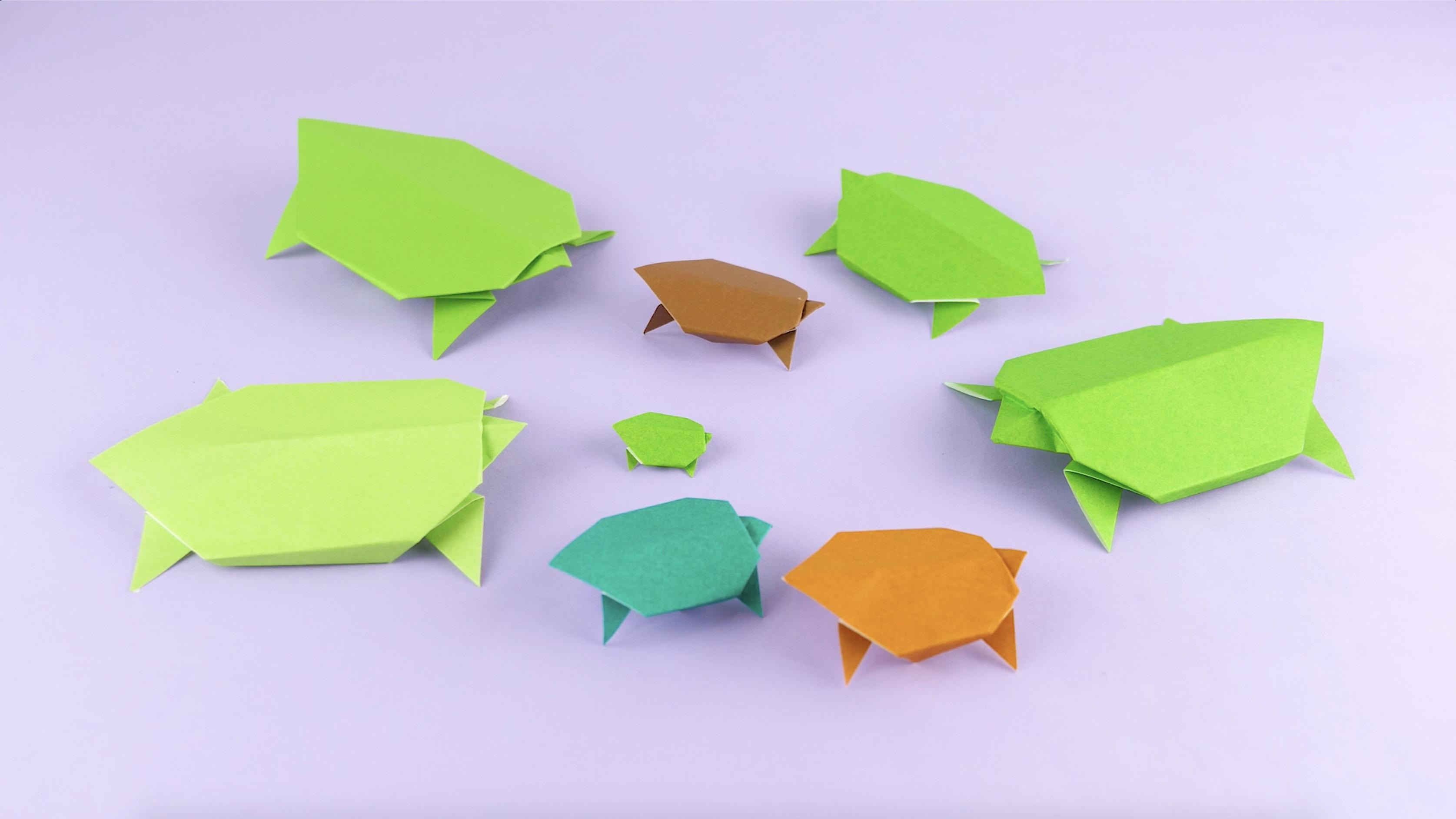 3 Ways to Do Easy Origami - wikiHow | 1886x3350