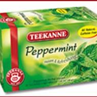 Peppermint from Teekanne