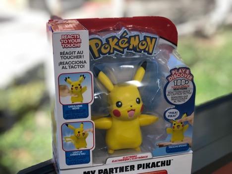 My Partner Pikachu