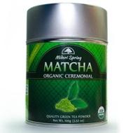 Organic Ceremonial Matcha Emerald Class from Midori Spring LTD