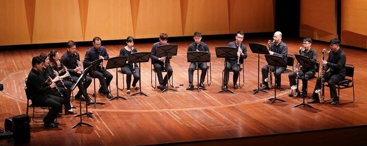 PhilClarinets in Concert III - The Seventh Night of July