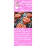 Strawberry Marshmallow Treat Genmaicha from 52teas