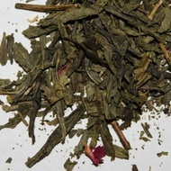 Green Tea Pomegranate from The Scented Leaf