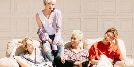 K-pop group Winner announces Asia tour, including stops in Singapore, Manila, Jakarta, Kuala Lumpur
