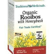 Organic Rooibos with Honeybush from Traditional Medicinals