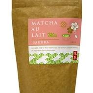 Matcha au Lait - Sakura from Lupicia
