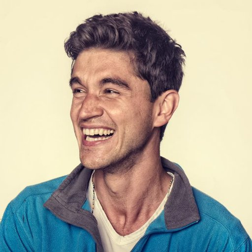 Andrei Neagoie smiling