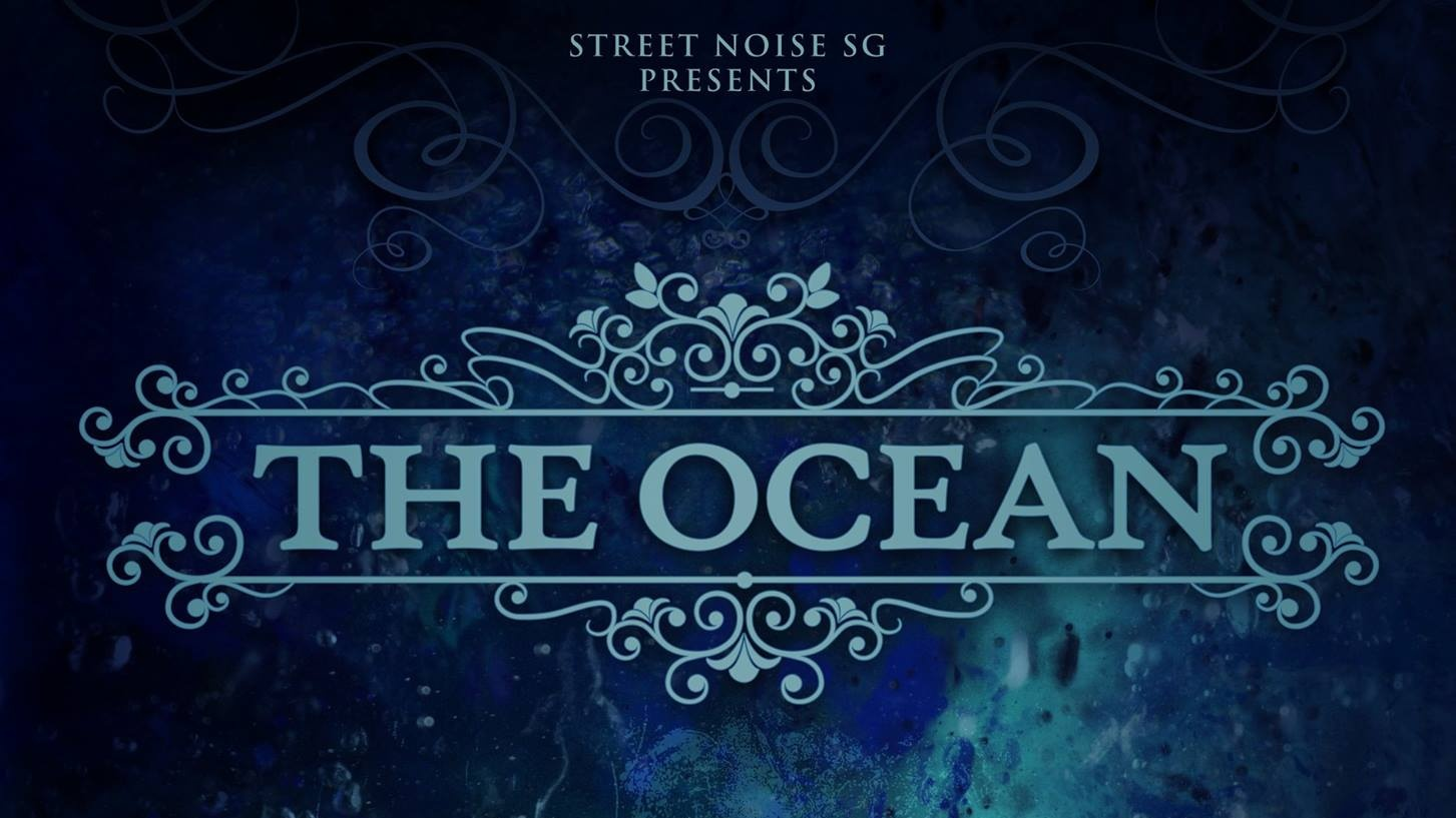 THE OCEAN (GERMANY) - PELAGIAL SINGAPORE TOUR 2015