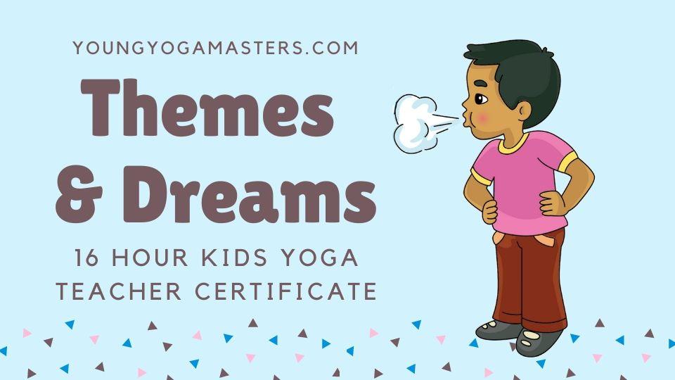 Kids Yoga Teacher Certification online training