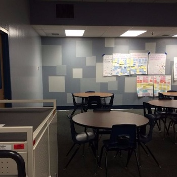 Cyber Cafe Classroom