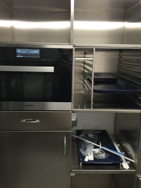 I Am Using Two Brands Miele Brand For Convection Steam Oven Projects And High Precision Cooking Baking Gaggenau Is Amazing When It Comes To