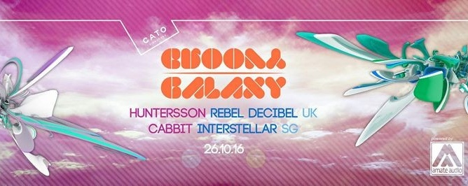 Groovy Galaxy feat Huntersson & Cabbit