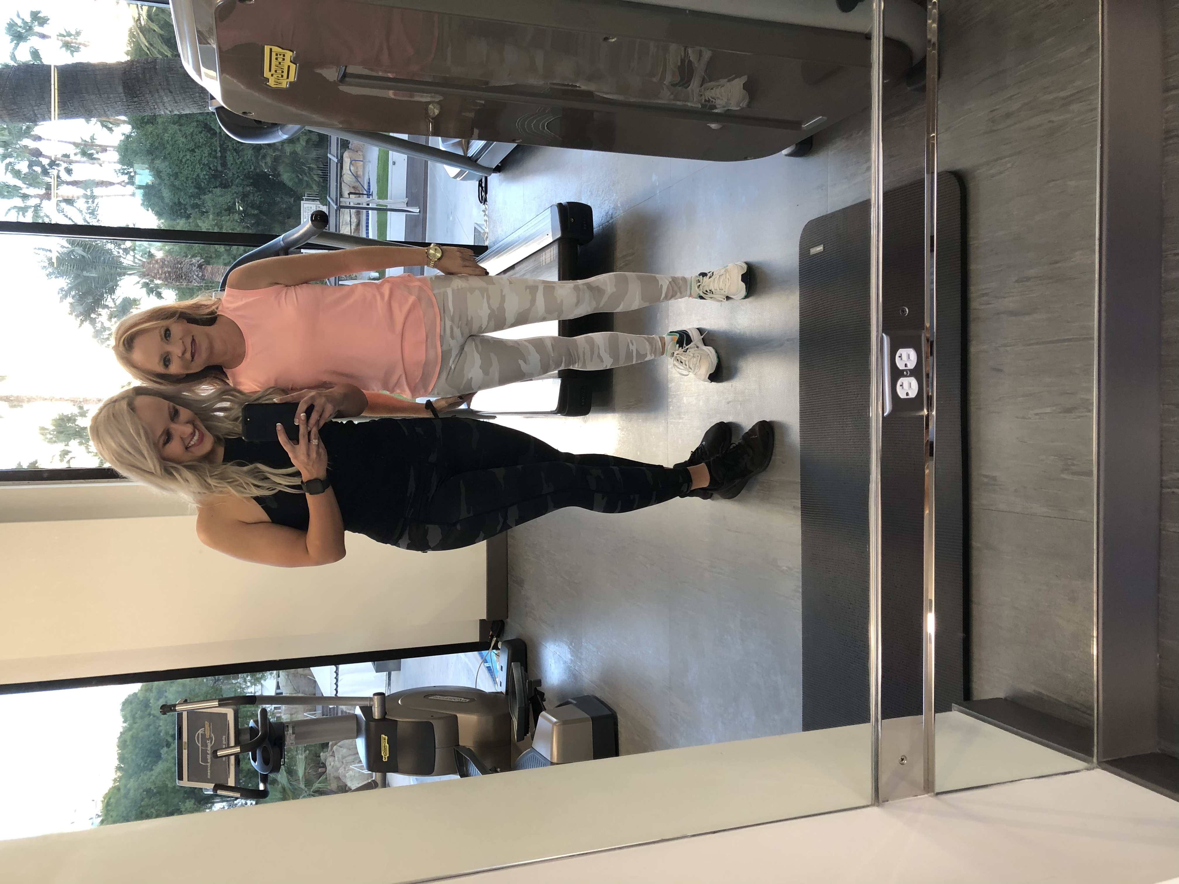 Donna and Tanya