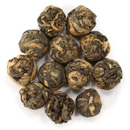 Black Dragon Pearls from Adagio Teas