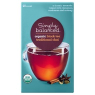 Organic Black Chai from Simply Balanced