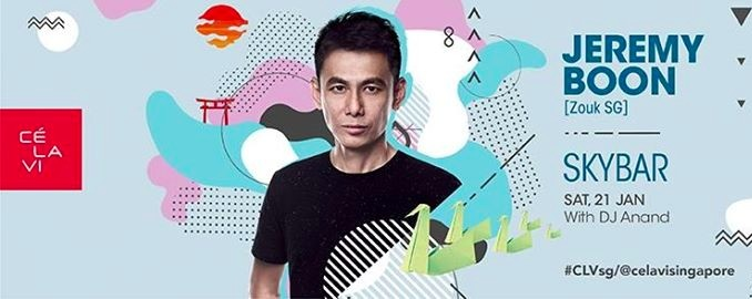 Skybar featuring Jeremy Boon [ZOUK SG]