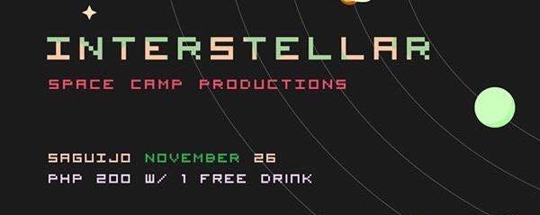 Space Camp Presents: Interstellar