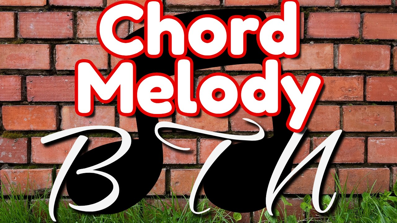 Chord Melody Beyond Top Notes