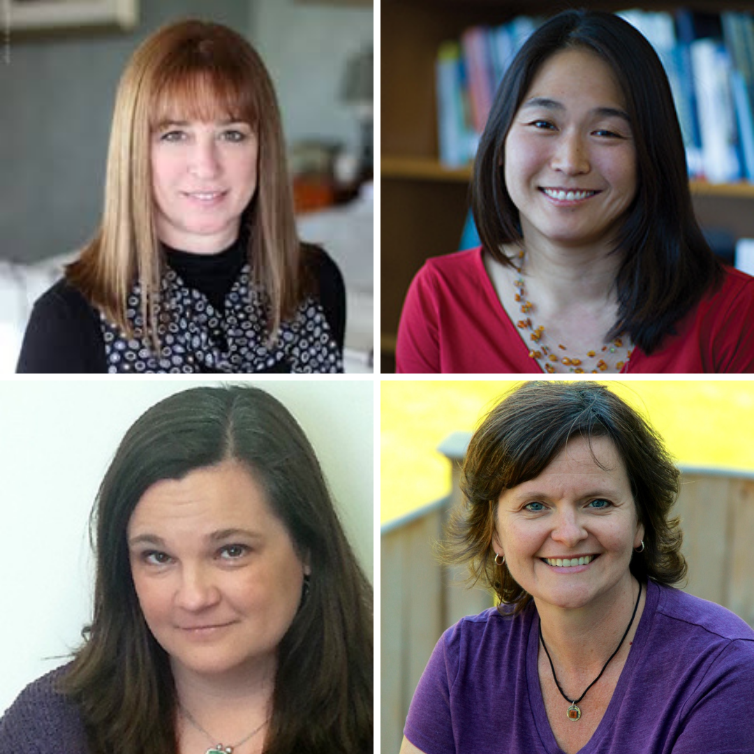 Heidi Stemple, Alyssa Pusey, Karen Boss, Michelle