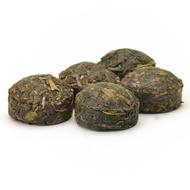 Raw Pu-erh Mini Tuocha from Teavivre