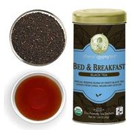 Bed & Breakfast from Zhena's Gypsy Tea