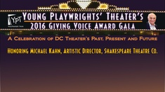 Young Playwrights' Theater's Giving Voice Award Gala