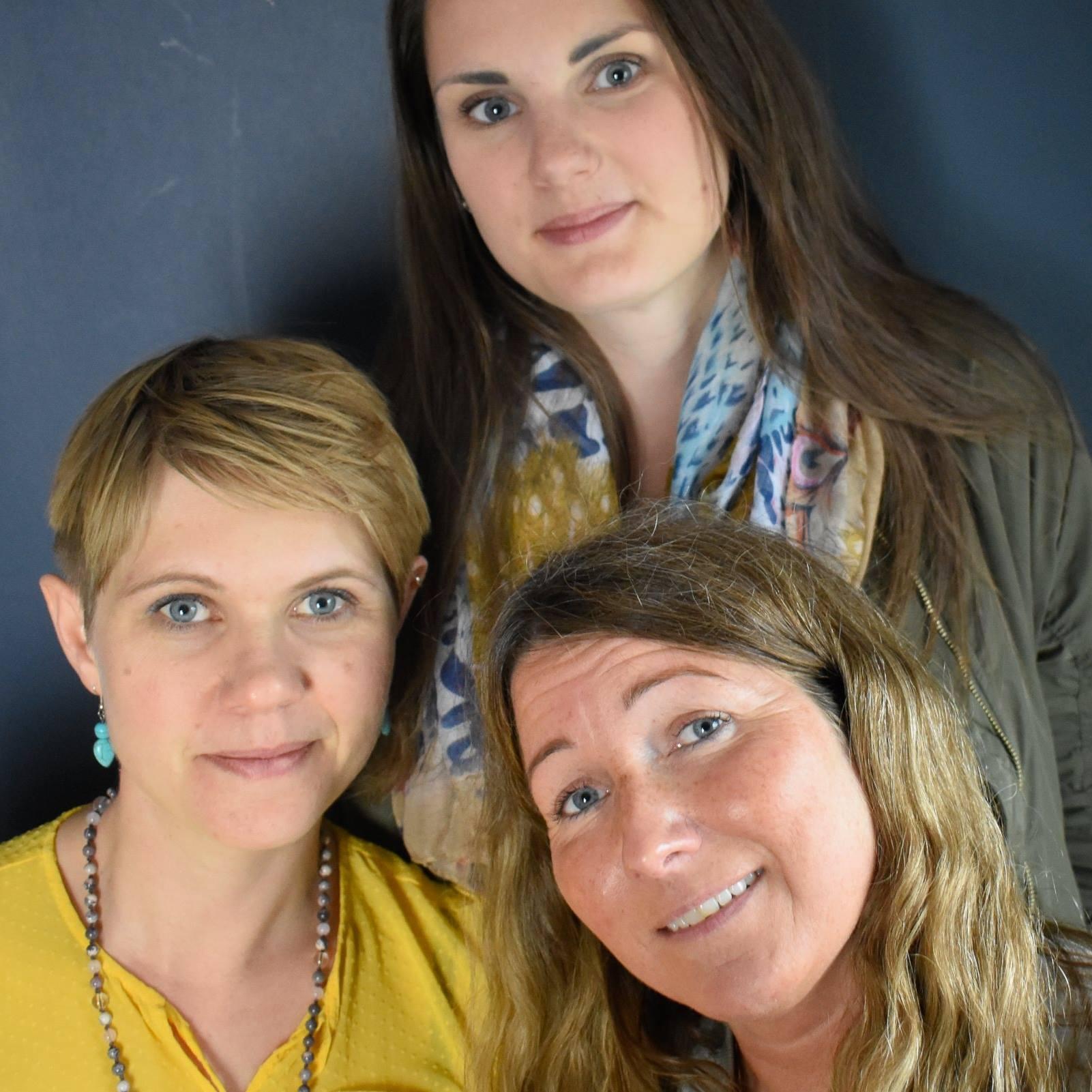 Nadja Boij, Hanna Arvidsson, Cecilia Vestgöte