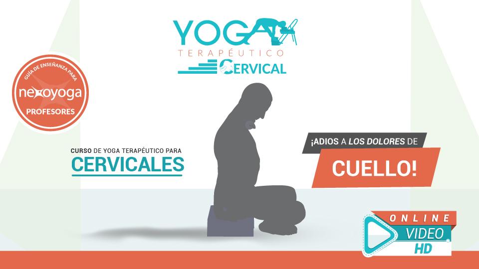 Curso de Yoga Terapéutico para Profesores de Yoga - CERVICALES