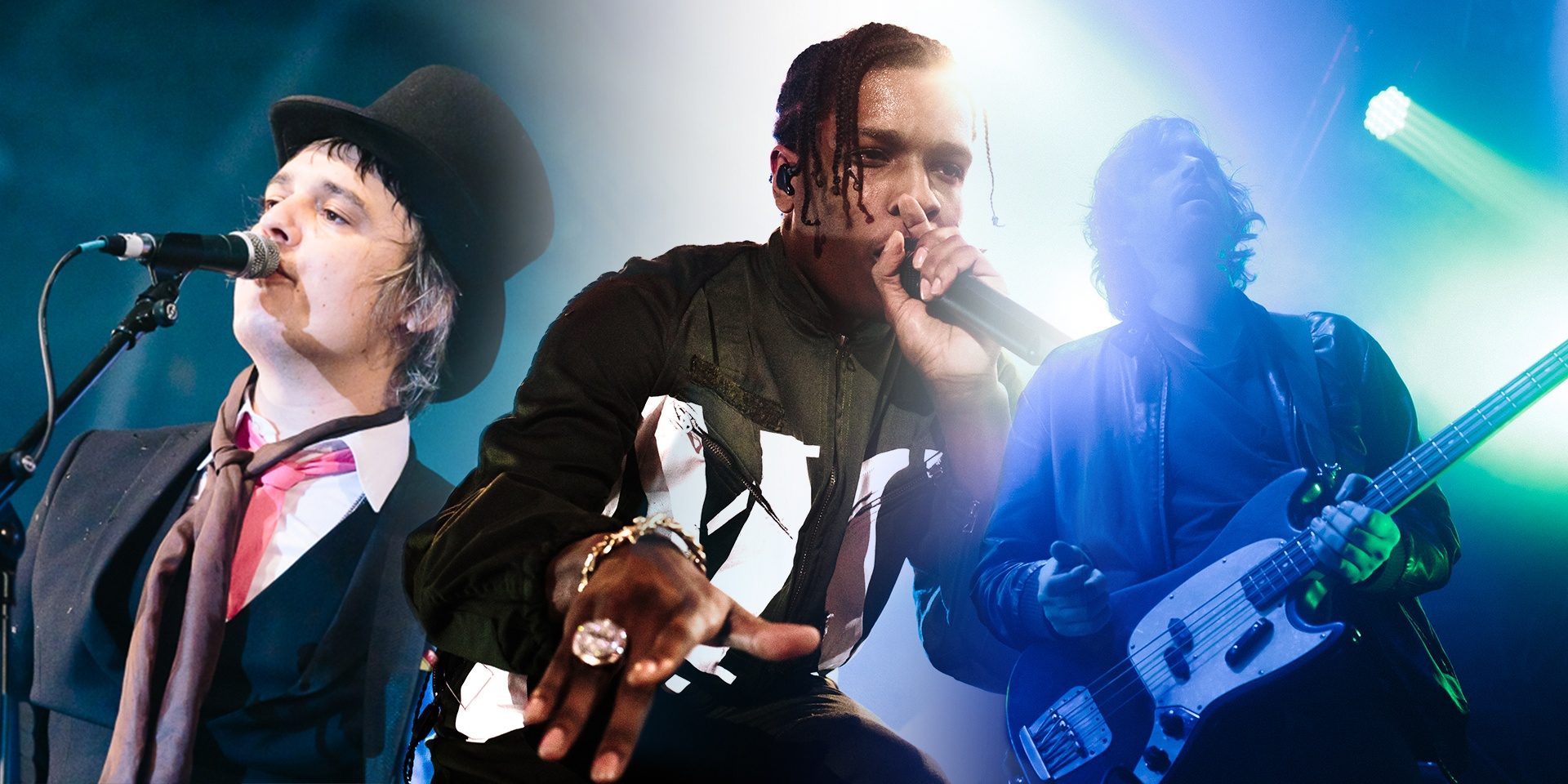 PHOTO GALLERY: Clockenflap 2015 Day 2 — The Libertines, A$AP Rocky, Ratatat, Angel Haze & More