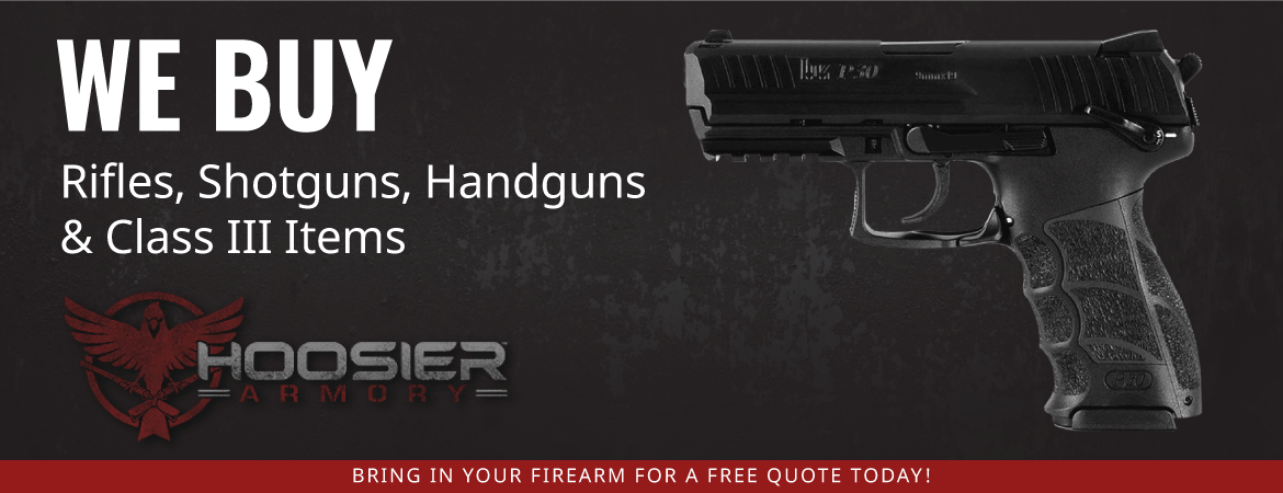 Hoosier Armory | Firearms and Gear for sale | Noblesville