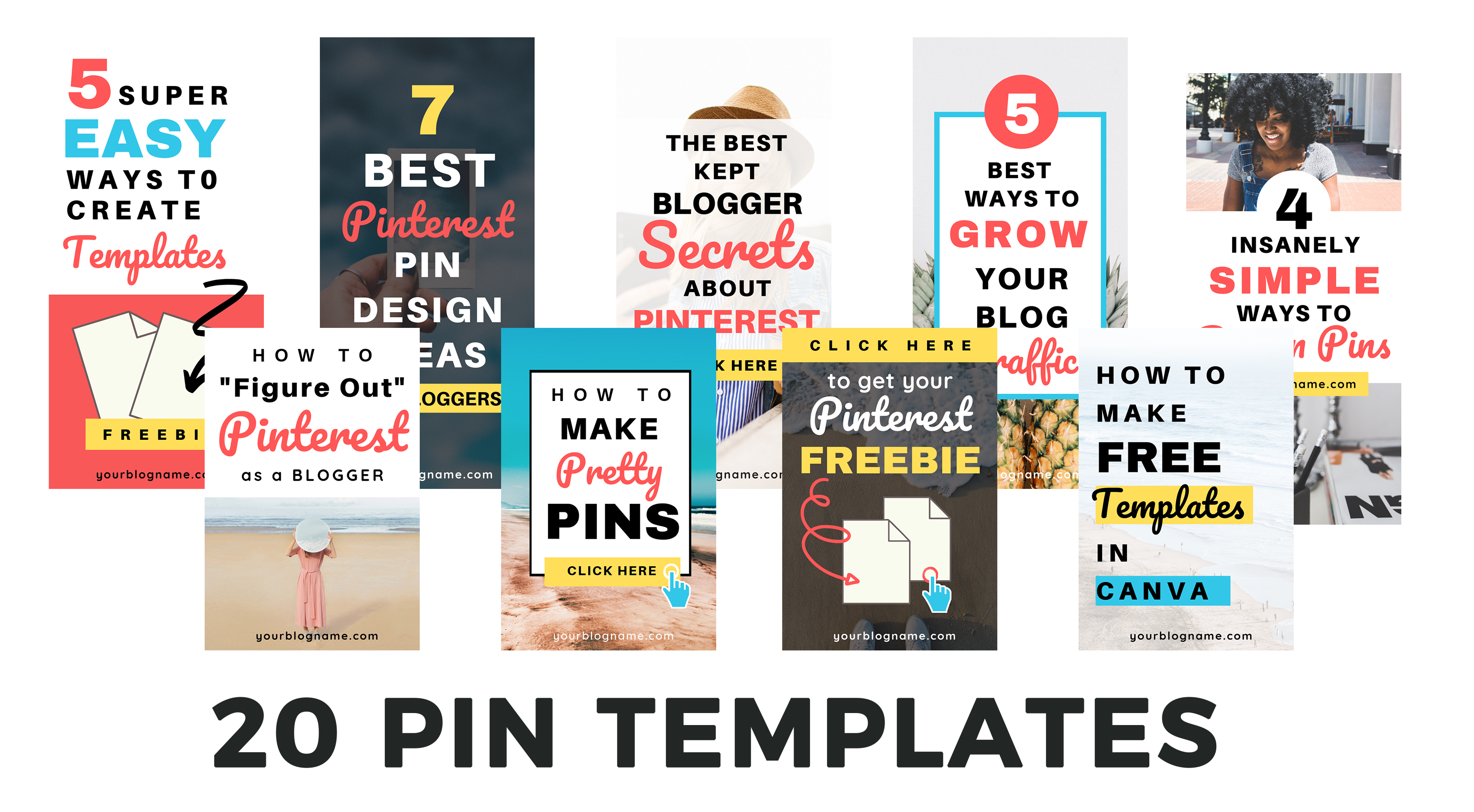Pin Template Starter Kit