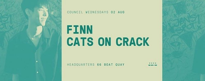 Council Wednesdays with FINN & Cats On Crack